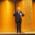 大分大会・90才の村山元総理のご挨拶